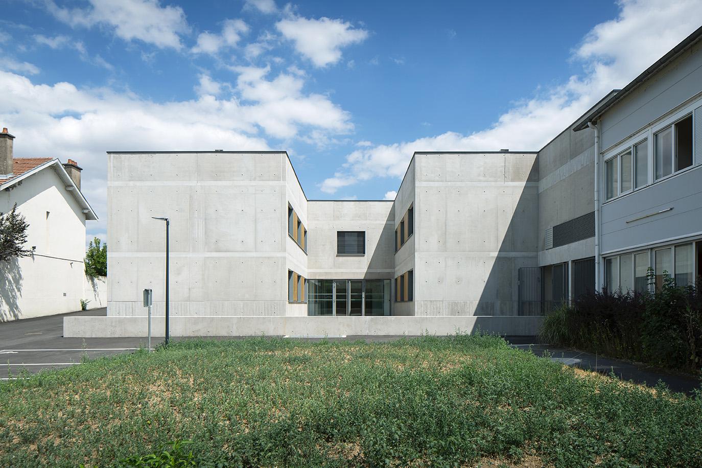 Architecte D Interieur Moselle vulcano + gibello | architectes à nancy, lorraine – la